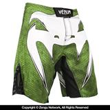 Venum Amazonia 4.0 Fight Shorts - Green Viper